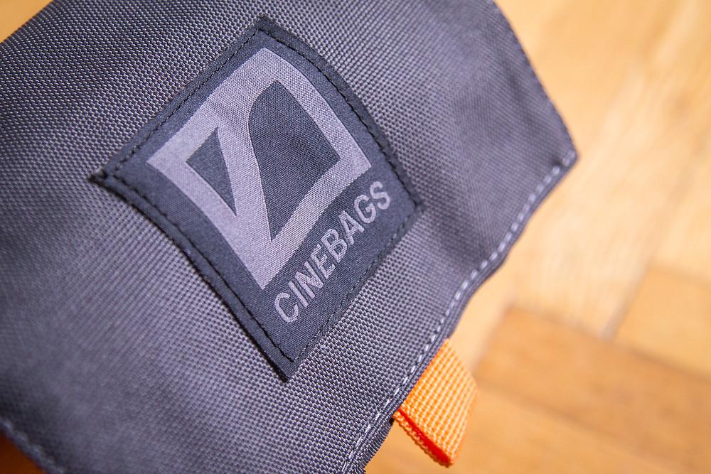 Close up of the Cinebag CB-03 AC pouch