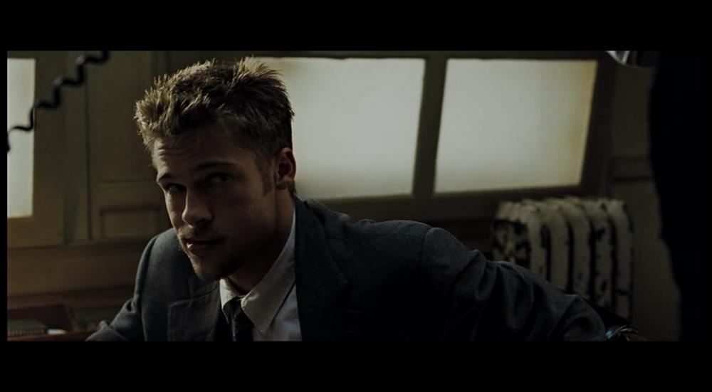 David Fincher Film Analysis - Cut away shot - Mills