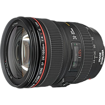 camera kit lens 24-105mm F/4 L Series