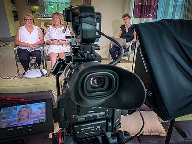 autocue teleprompter austria video production shoot professional