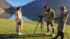 Videographer hire Austria
