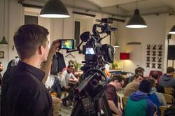 Camera Team Event Coverage