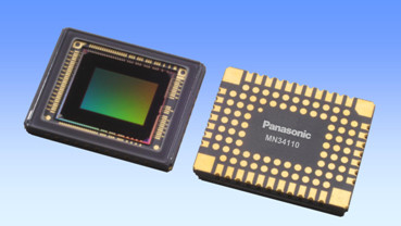 Panasonic CMOS Sensor Global Shutter
