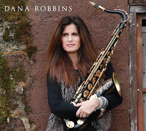 Dana Robbins CD (2014)