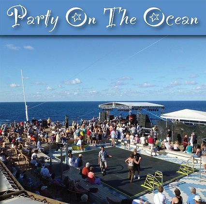 Party on The Ocean CD