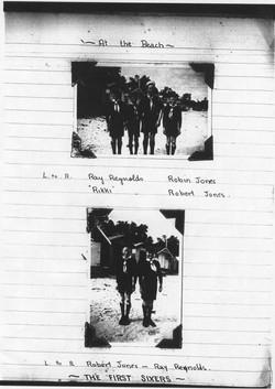 1950 At The Beach