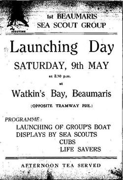 1950 Launch