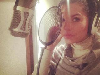 Suzi hits the studio in 2015