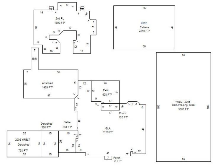 Floor Plan - Property Overview