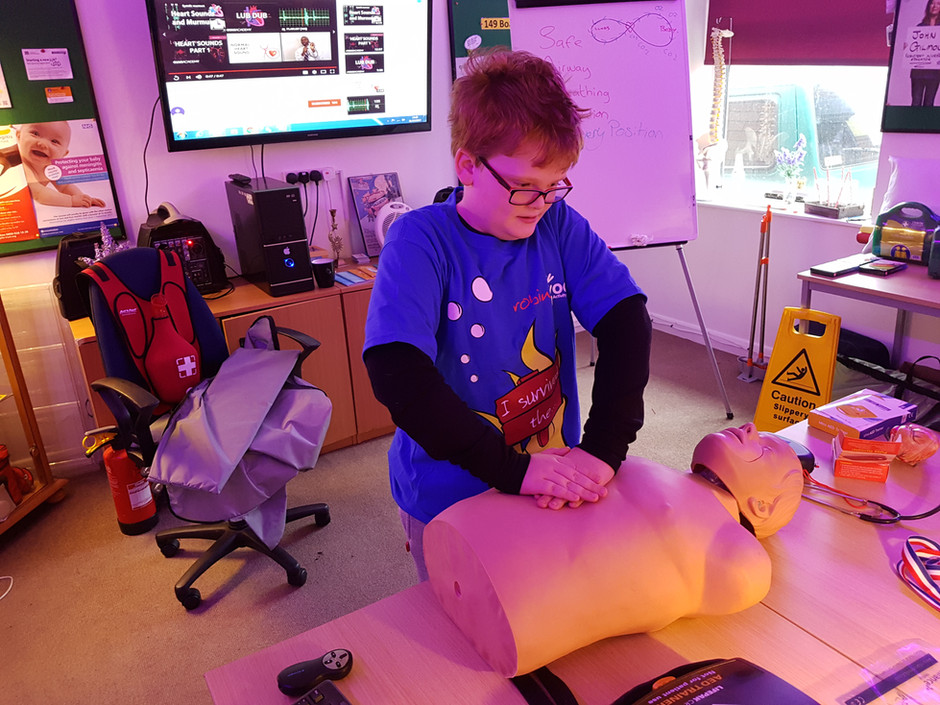 CPR in School curriculum for 2019