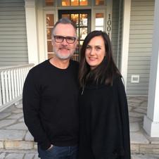Sean and Lisa