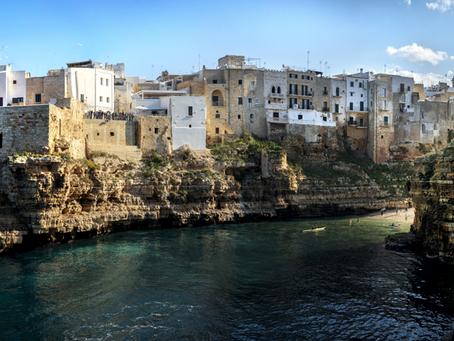Respirando il mare della Puglia