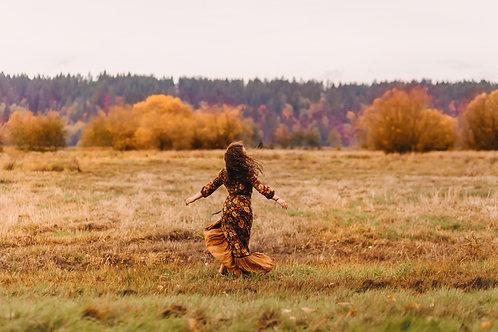 Autumn Maxi