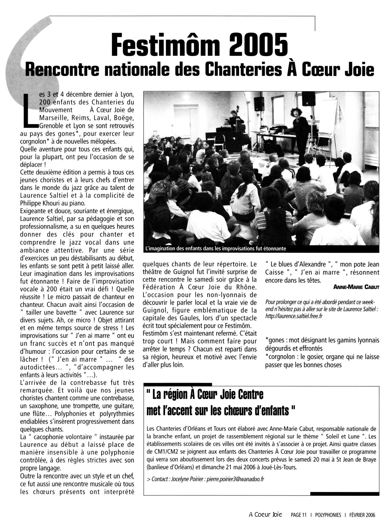 presse_Festimôm_polyphonies2005