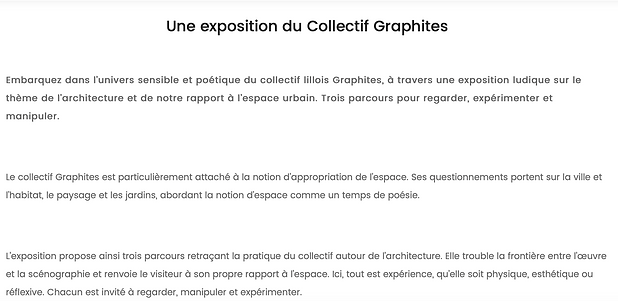 Collectif Graphites -Lille - 20 septembr