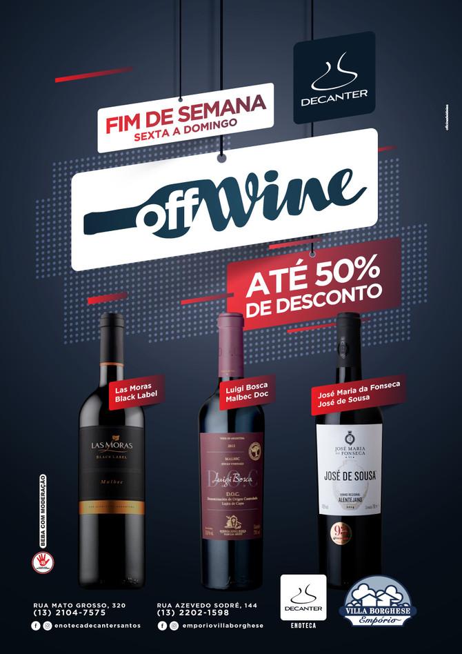 Fim de Semana - Off Wine