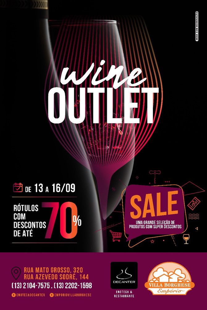 Wine Outlet 2018