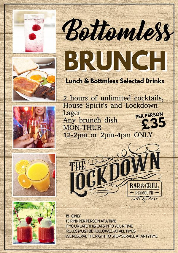 Copy of Sunday Brunch Buffet Breakfast F