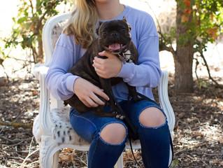 Cameron, McKenzie and Puma | Family Photographer | Emily Elizabeth Photography | Old Meadows Park |