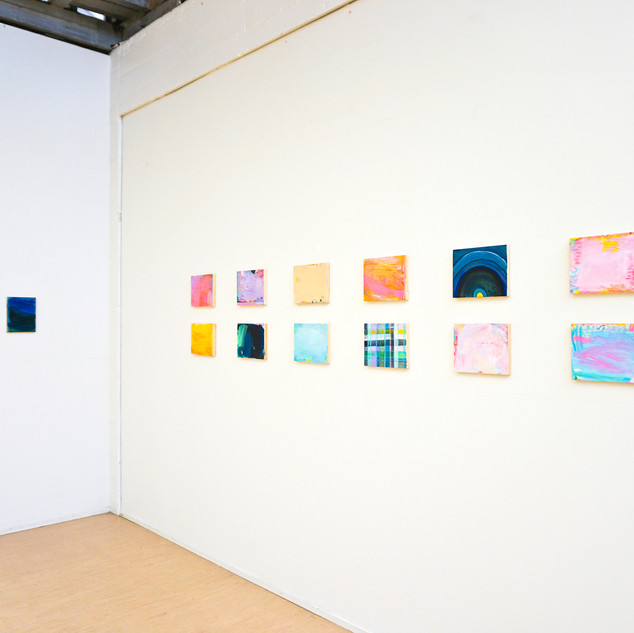 slippery slope_ Installation View