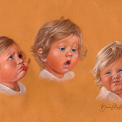 Three Faces of Lily