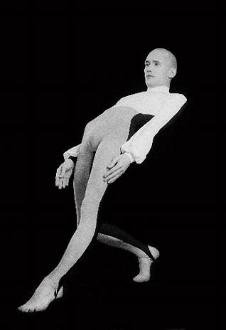 Michael Clark: Cosmic Dancer