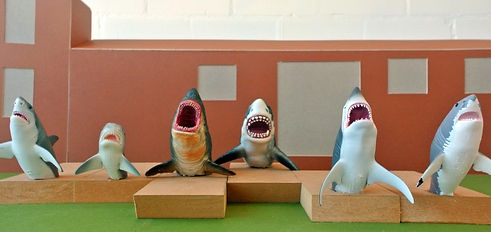 SHARKS! - the 2020 Antepavilion