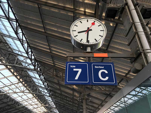 What Swiss rail teaches us about exceptional customer service