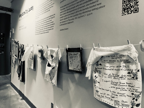 """Airing Out the """"Dirty"""" Laundry in Winthrop University's student newspaper, The Johnsonian"""