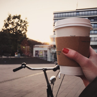 Takeaway coffee cups: What's the big deal?