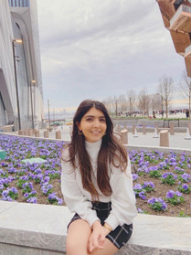 Fatima Khan | VP Barnard