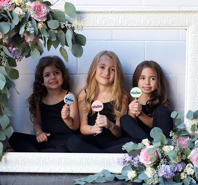The SWEETEST squad goals! Mini bosses who are just like their mommys _soniazarbatany _natasha_gargiu