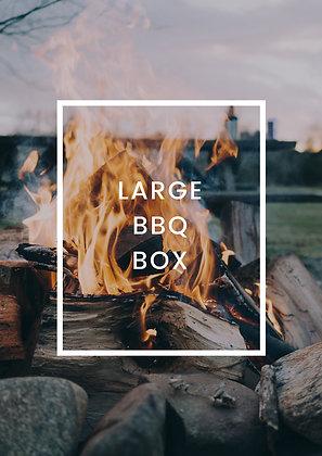 LARGE BBQ BOX