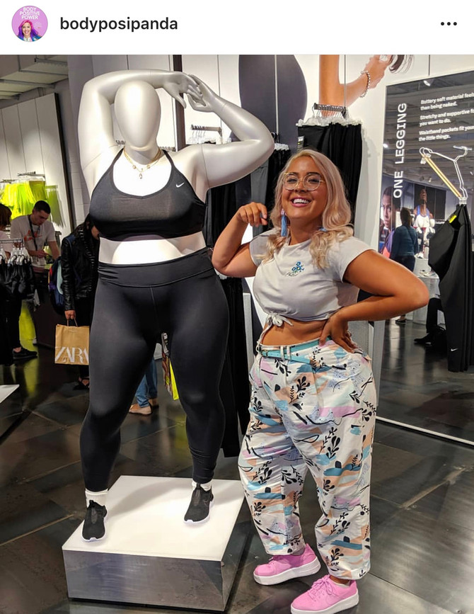 Why I'm Not Paying Attention To The Nike Plus Size Mannequin Drama