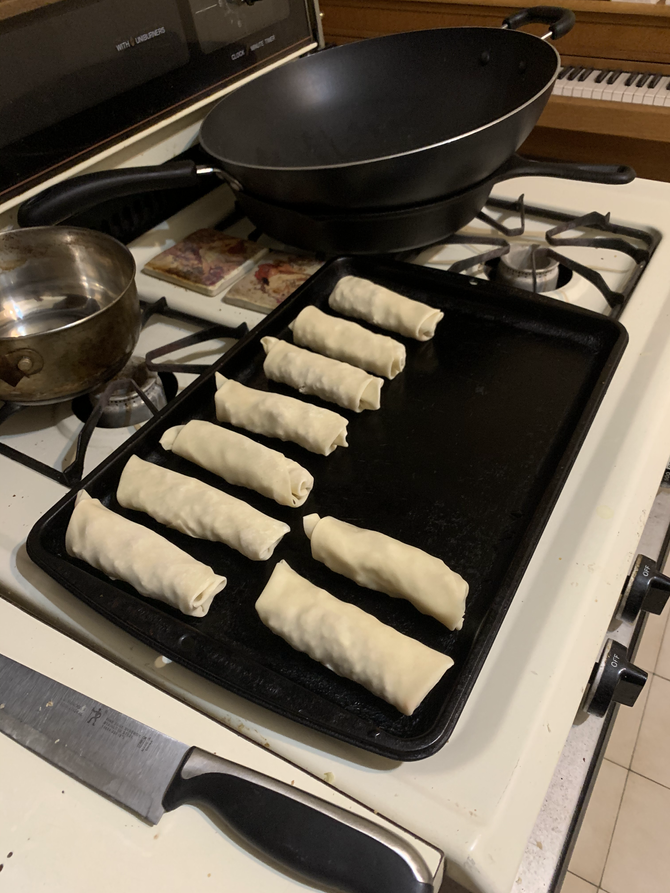 Healthy and Delicious Air Fryer Egg Rolls