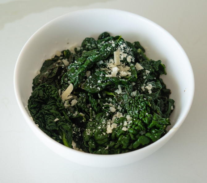 The Best Damn Kale You've Had Lately