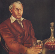 Retrato de Juan Robles Martínez 1948 Óleo / tela 66.5 cm x 51 cm