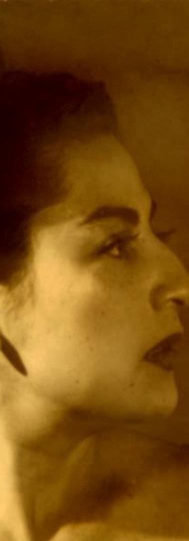 Retrato Emilia , 1940