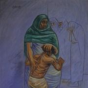El hijo pródigo 1952 Óleo / masonite 100 cm x 80 cm
