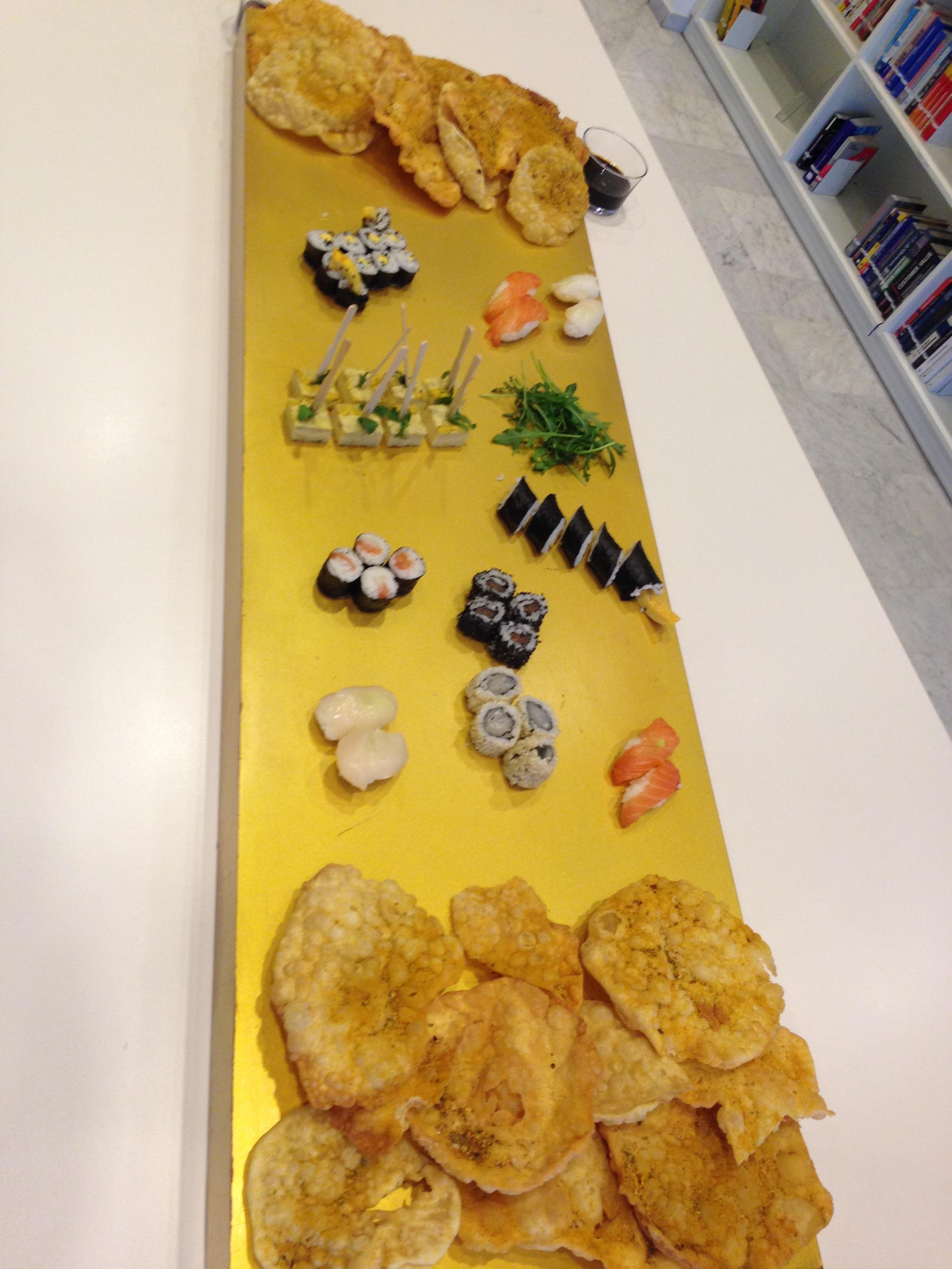 Sempach Sushi Goldplatte