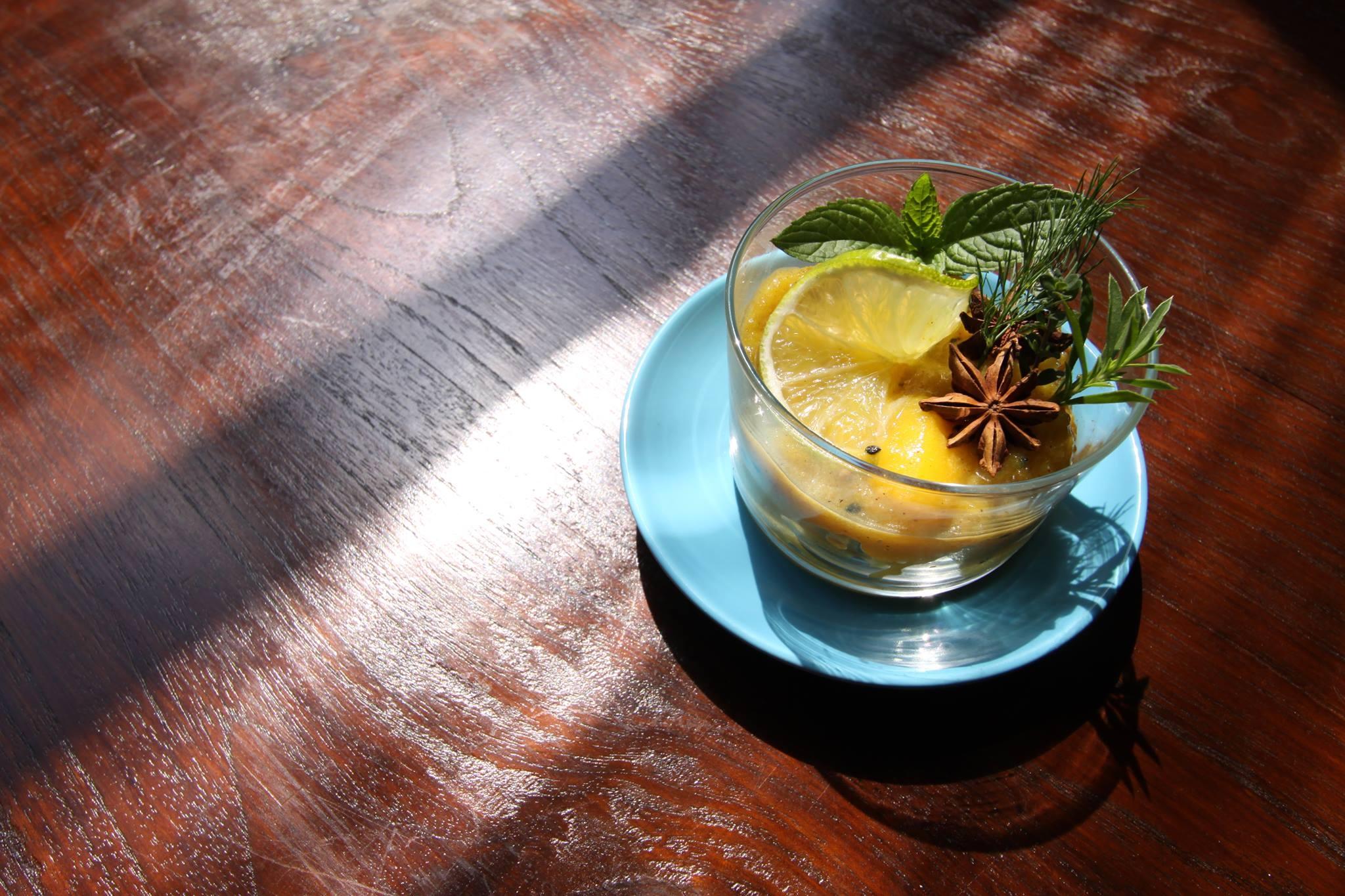 Delikatessen Night Mango Bild