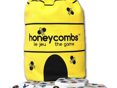 Honeycombs - das honigsüße Legespiel 🐝🍯