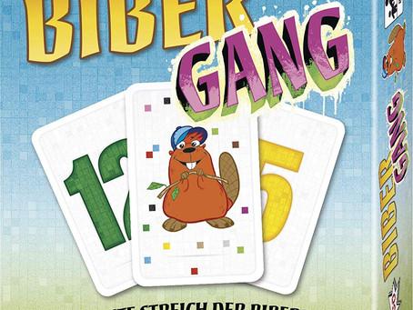 Biber-Gang - werde Teil der Biber-Gang! 🌲🌳