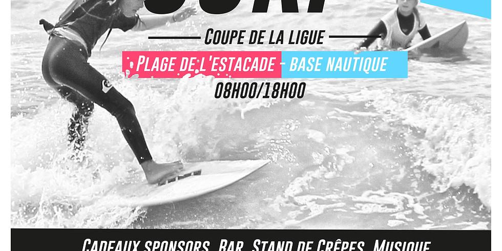 COUPE DE LA LIGUE DE SURF