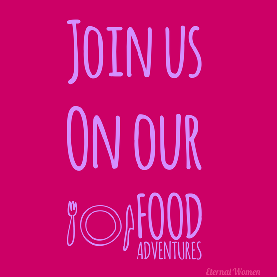 Join Us On Our Healthy Food Adventures