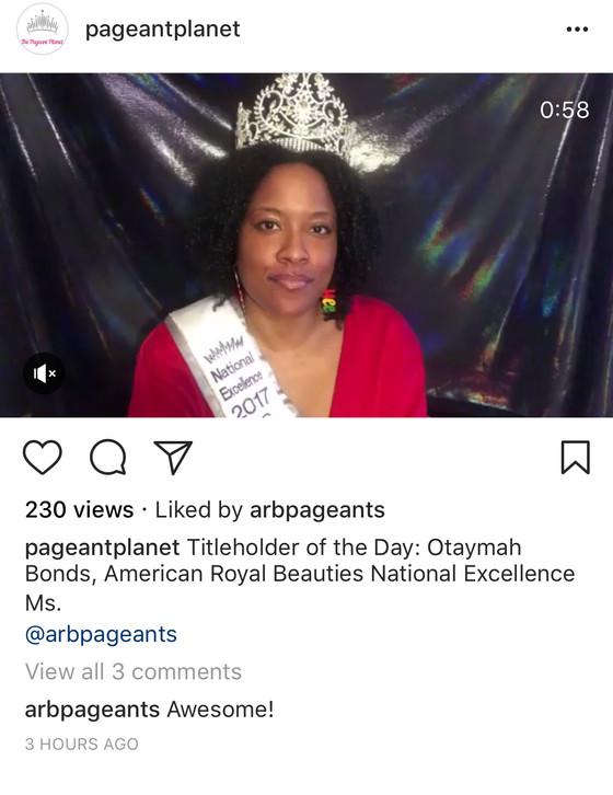 Titleholder of the Day