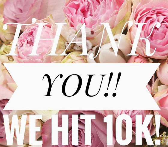 10 Thousand Followers on Instagram