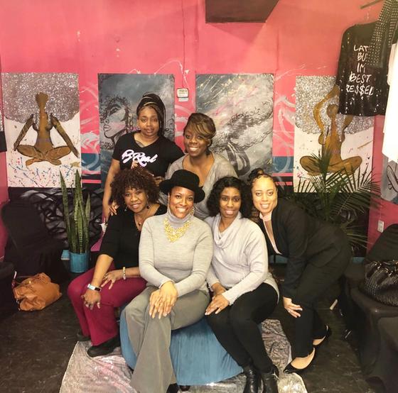 B Real Bosses Women's Empowerment Workshop