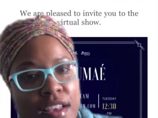 This Is What Virtual Fashion Month Is Really Like