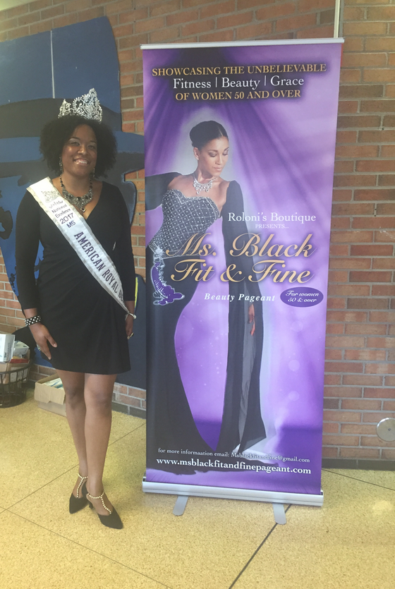 Ms Black Fit and Fine Pageant